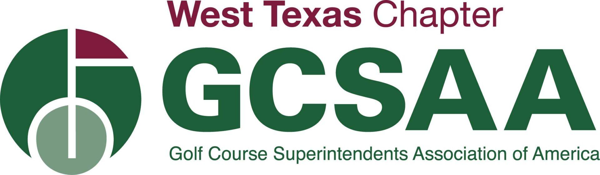 West Texas Chapter GCSAA